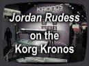 Malgré le fait que les Kronos présentés étaient loin d'être terminés, Jordan Rudess parle de ce qu'il ressent de la bécane et avait beaucoup insisté sur la partie piano pendant l'avant première.
