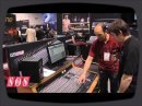 Une démo et discussion autour de la Allen & Heath GS-R24 pendant le NAMM et filmé par l'équipe de Sound on Sound.