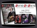 Une vidéo de présentation du numéro de juillet 2012 du magazine anglais Sound On Sound.