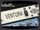 Www.soundpure.com The new Ventura from A Designs Audio is a single channel Mic Pre, EQ, and DI based on the old Quad Eight Consoles. The Ventura's signal is very clean and clear and can be considered like a sister product to the A Designs Pacifica. The instrument input has a very high impedance which is great for tracking things with passive pickups - this helps maintain the full frequency spectrum of the instrument. The 3 band Equalizer features stepped switchers, for frequency selection and 12dB of boost and cut. It also gives you a choice of high or low pass shelf as well as an option for a narrow, wide or sharp Q. Thanks to the OAK Team (Olympic Ass Kicking Team) for their new song