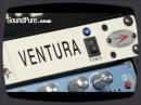 On voit ici la première partie d'un tour d'horizon du préampli/EQ et DI de A Designs: le Ventura.