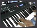 The MX49 has 49 keys, with only 8 pounds, and is designed not only for mobile music-making but to act as a