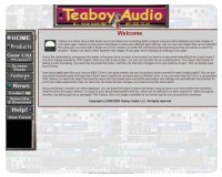 Teaboy Audio