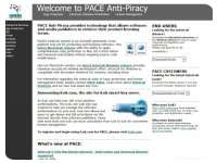 PACE Anti-Piracy