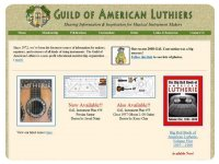 The Guild of American Luthiers
