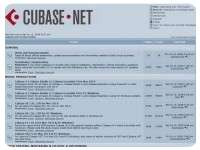 cubase.net