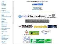 Linux MIDI & Sound Applications