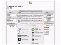 Annuaire Mac