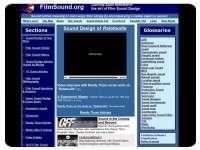 Film Sound Design (filmsound.org) !!!