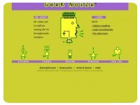 GeeK NoiZe - Audio Recording Links