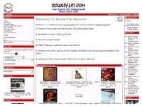 Round Flat Records