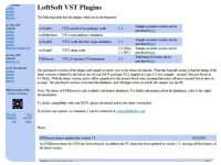 LoftSoft VST Plugins