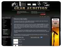 Gear Audition