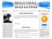 Maximal Sound