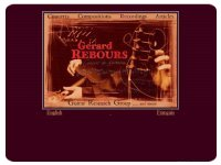 Gerard Rebours Web Site