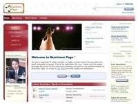 Musicians Page (Fabrizio Ferrari)
