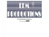 Efm Productions, Inc.