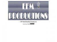 Efm Productions, Inc.