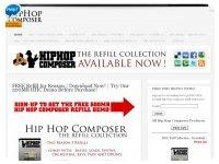 Hip hop composer
