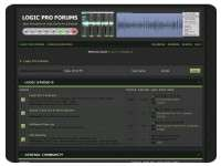 Logic Pro Forums