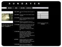 Sundayer, projet musical