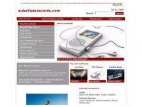 Substitute Records