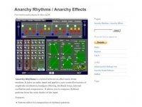Anarchy Rhythms