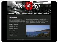 Cox in Hell Studio