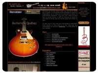 Guitariste Quebec
