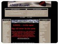 A.d.h.d.records