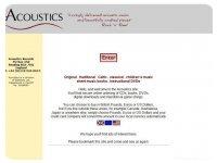 Acoustics Records