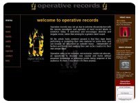 Operative Records