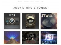Joey Sturgis Tones