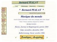Bernard PIALAt