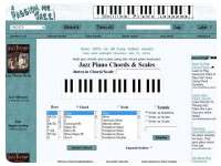 Piano Chords and Scales (A Passion for Jazz)