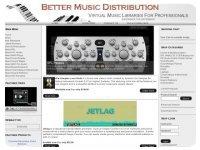 Better Music Distribution
