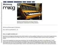 Moog Minimoog