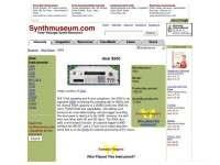 Akai S 950 (SynthMuseum)