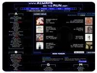 Always on the run:lyrics