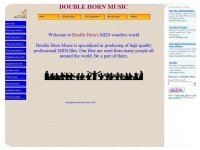 Double Horn Music