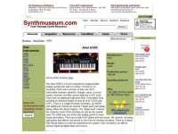 Akai AX60 (SynthMuseum)