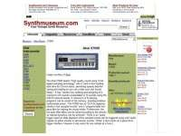 Akai X 7000 (SynthMuseum)