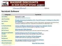 MIDI & Audio Macintosh softwares (Harmony Central)