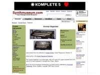 Crumar Organizer 2 (synthmuseum)