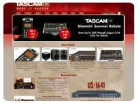 the Tascam US-428