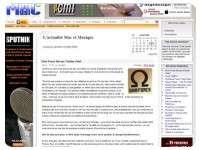 NAMM show 2000 report (MacMusic)