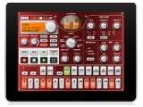 Instrument Virtuel : Korg iElectribe - un Electribe·R pour iPad - pcmusic