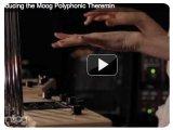 Music Hardware : Moog Music's Polytheremin - pcmusic