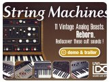 Virtual Instrument : UVI Launches String Machines - pcmusic