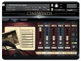 Virtual Instrument : CineSamples Releases CineWinds Core - pcmusic